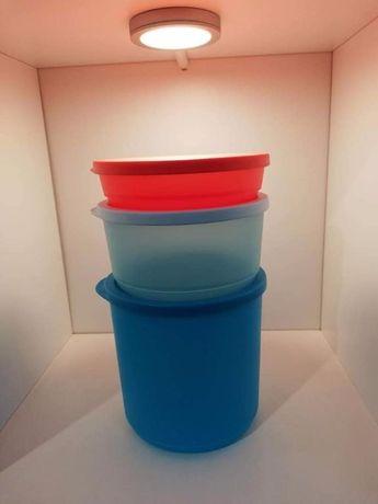 Conjunto 3 Refrigeradoras Redondix Tupperware