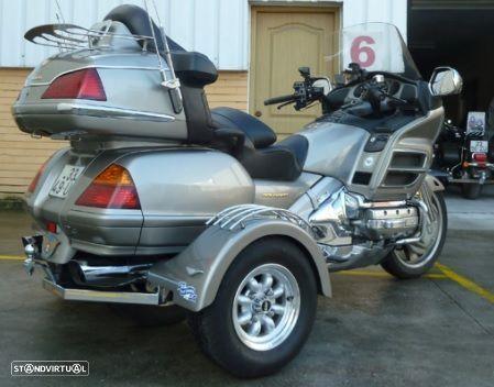 Honda Goldwing Kit-Trike