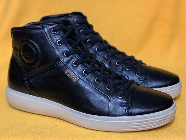 Ботинки, кроссовки, туфли деми ECCO, Эко,Экко р.43 стелька 28 см