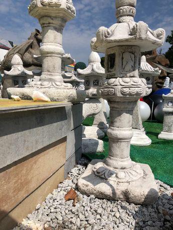 Figurki , Pagody ,Fontanny ,kamień ogrodowy Namysłów