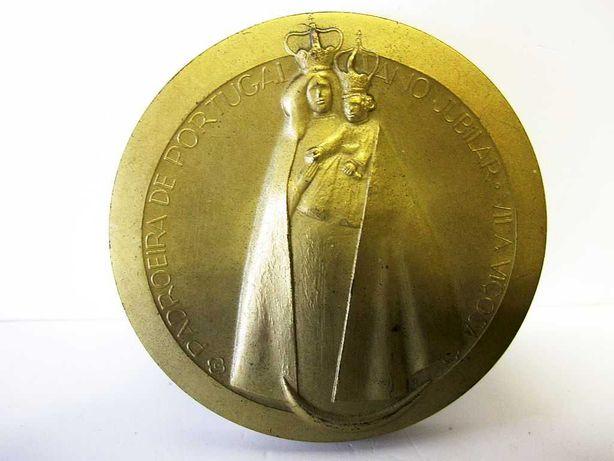 Medalha em bronze 350 anos da proclamação da N.S. da Conceição 1996