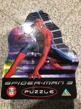 Puzzle homem aranha novo