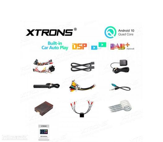 "AUTO RADIO GPS ANDROID 10 ECRA TACTIL 7"" AUDI TT MK2 8J 2006-2012"