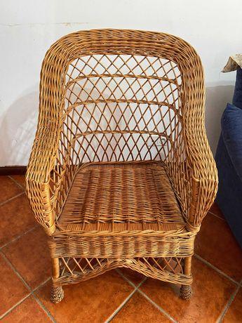 Cadeira de Palha