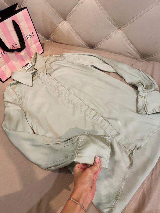Шелковая блузка mango Знаменка - изображение 1