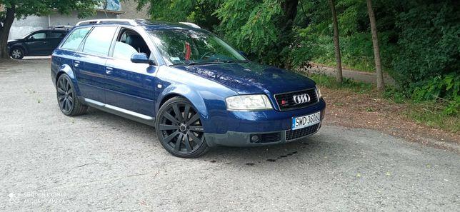 Audi A6 4,2 v8 ładna zadbana Polecam