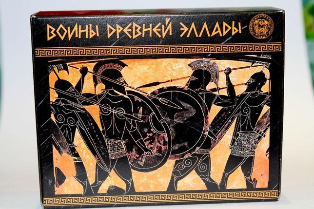Солдатики. Воины древней эллады. 20 фигурок (полный комплект)
