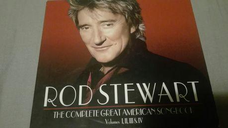 Rod Stewart 4 CDs