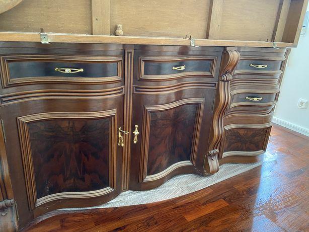 Bancada de cozinha madeira trabalhada de grande qualidade