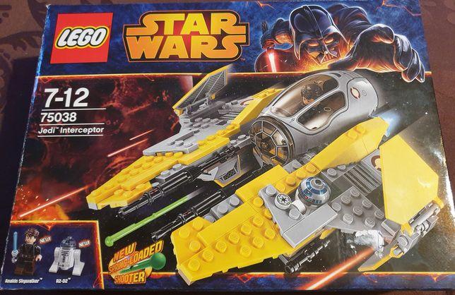Zestaw lego Star Wars - Jedi Interceptor
