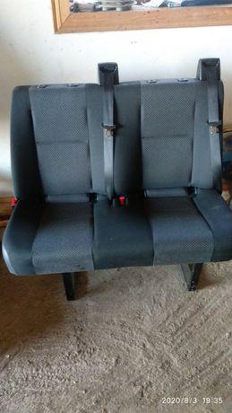 Сидіння сиденье двойка двійка Sprinter 906 Crafter