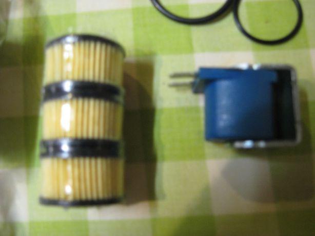 Filtry lpg fazy ciekłej,lotnej i inne