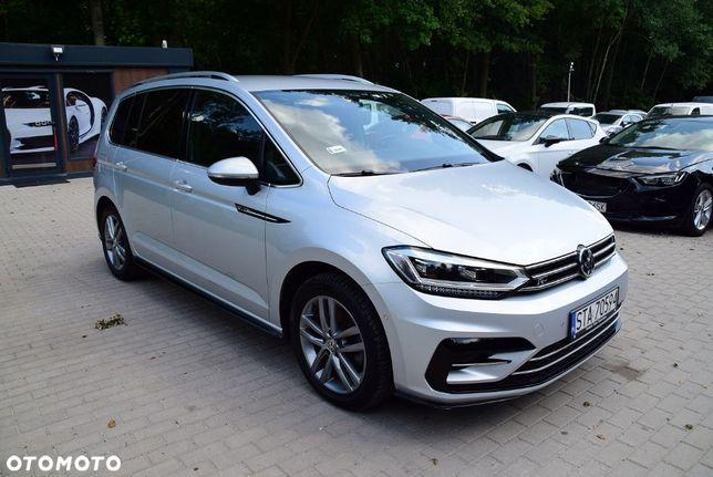 Volkswagen Touran Polska Salon, 1 Właściciel, Sewis, R Line, 43 Przebiegu