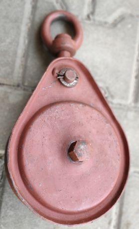 Bloczek z krętlikiem długość 35 cm całość