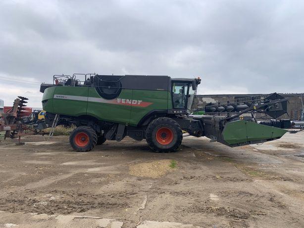 Kombajn Fendt 9490X 2017 rok używany