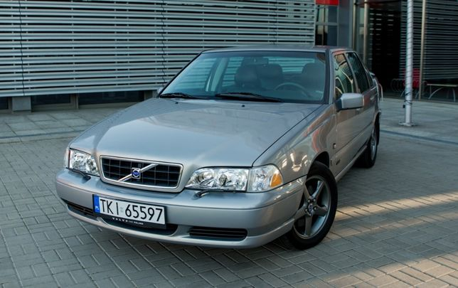 Volvo S70 stan kolekcjonerski 2.5 Diesel TDI