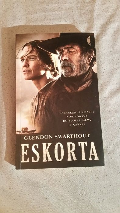 Eskorta - Glendon Swarthout Grodzisk Mazowiecki - image 1