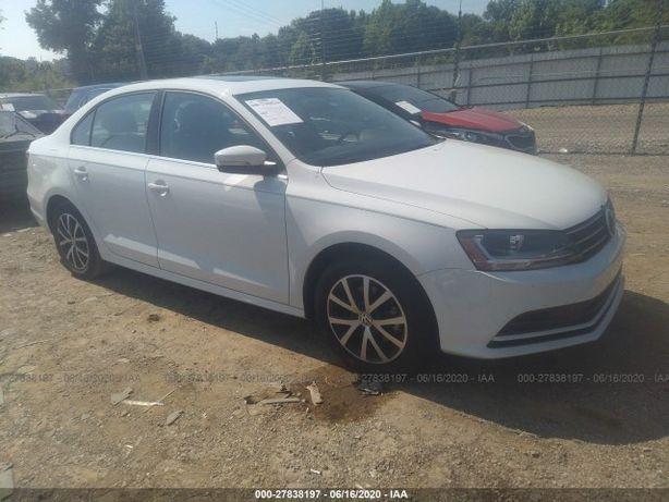 2017 Volkswagen JETTA SE USA (Авто из США)