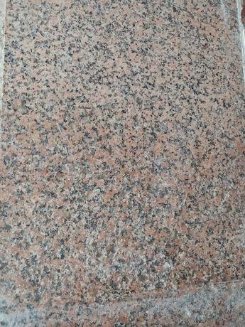 Pedra bancada granito rosa