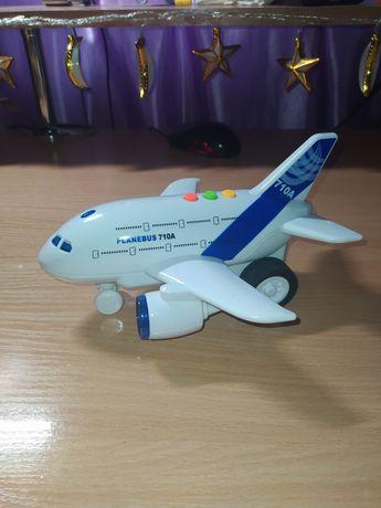 Самолет, Инерционный интерактивный самолёт BBMTOYS , Состояние нового
