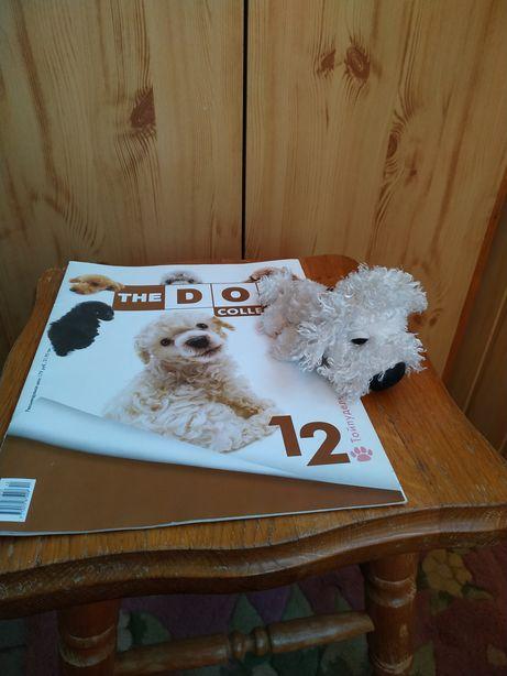Іграшка м'яка з журналом The DOG collection,тойпудель