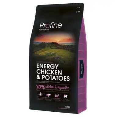 Корм для собак Profine Energy Chicken, 15 кг