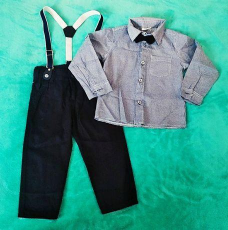 Нарядный праздничный костюм на 2-3 года+подарок(костюмчик для мальчика