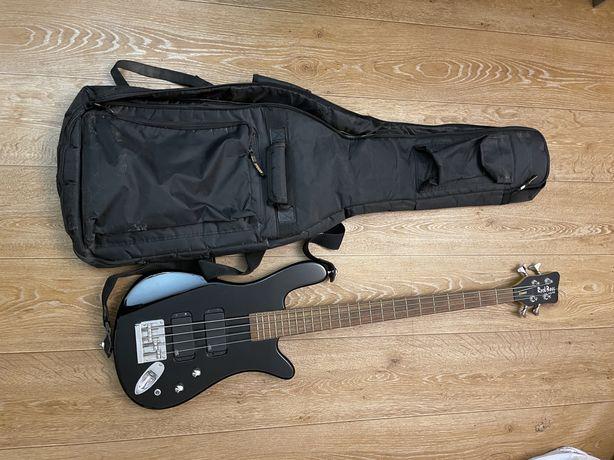 Бас гитара warwick (с чехлом)