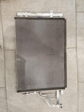 Радиатор кондиционера оригинал Kia Forte рестайлинг