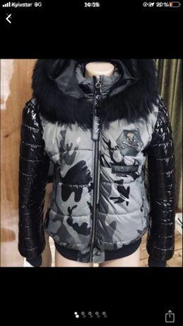 Куртка женская зимняя. Размер МЛ