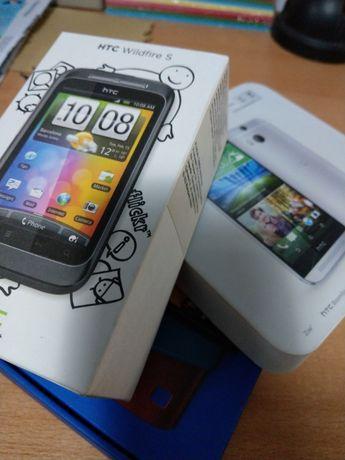 HTC one M8, Wildfire S, NOKIA 500