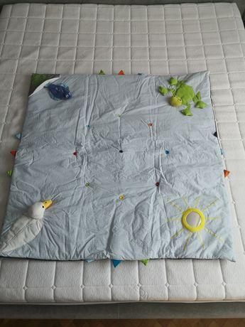 Mata dla niemowląt IKEA