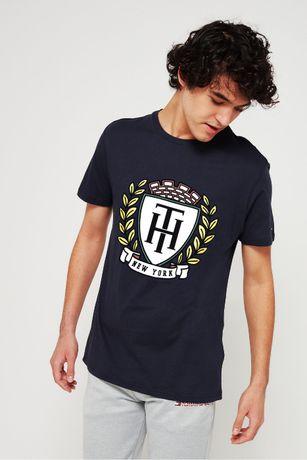 Tommy Hilfiger Koszulka S Warszawa Wysyłam Szybko Bluzka T-Shirt