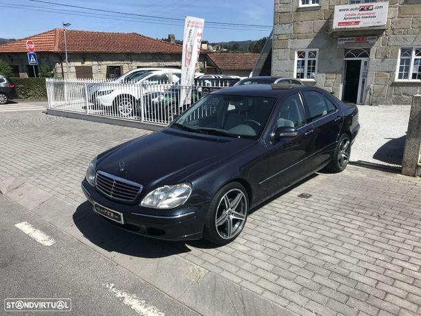 Mercedes-Benz S 320 Longo c/ KIT GPL