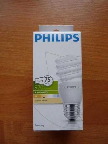 Żarówka energooszczędna świetlówka Philips Twister E27 15W=75W