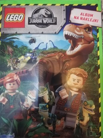Naklejki Lego Jurassic World Blue Ocean