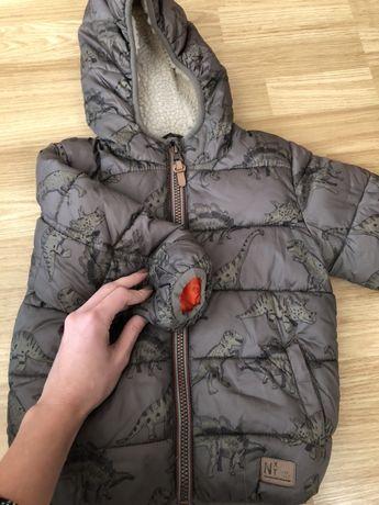 Курточка next
