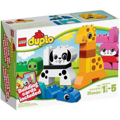 Lego Duplo Kreatywne zwierzątka 10573