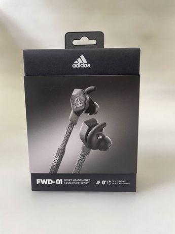Adidas Słuchawki sportowe, wodoodporne FWD-01 douszne NOWE BT 5.0