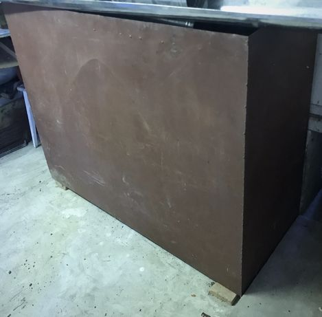 Элеватор емкость для зерна 125х100х50см