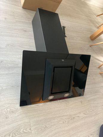 Okap kuchenny kominowy 90 cm