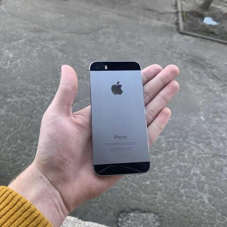Apple iPhone 5S 16/32 GB Neverlock Space Gray! Гарантия от магазина