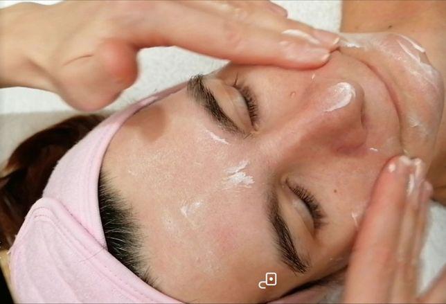 Косметолог - массаж лица, чистки (с выездом и дома, ДВРЗ)
