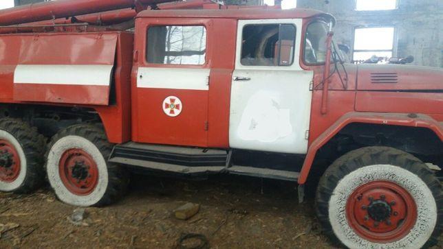 Продам пожежний автомобіль, пожарная машина ЗИЛ 131 АЦ-40