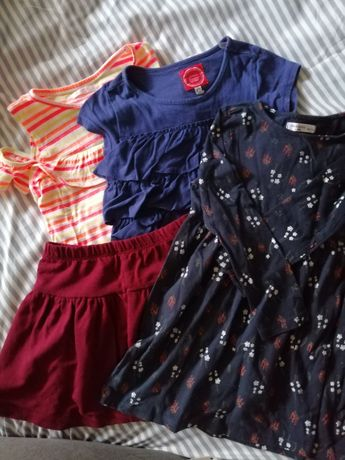 Paka ubrań dla dziewczynki :)