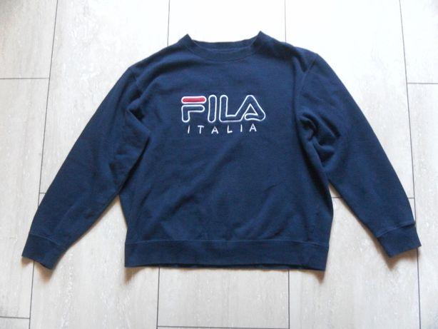 Granatowa bluza FILA Italia 40,L
