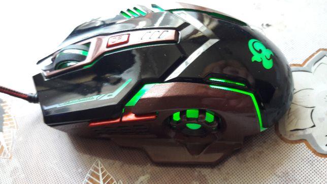 Игровая профессиональная мышь N3 с подсветкой Новая!