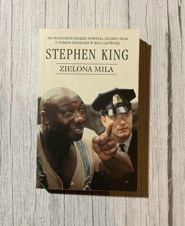 Stephen King - Zielona mila, kieszonkowa