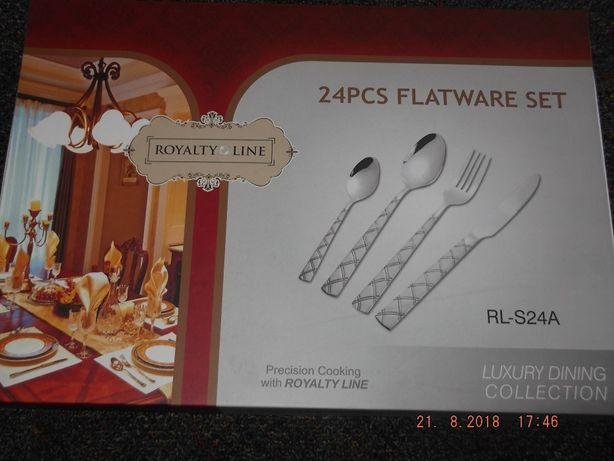 Набор столовых приборов Royalty Line LUXURY DINING COLLECTION