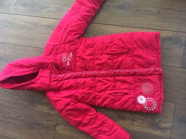 Пальто для девочки удлинненное